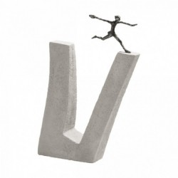Luise Kött-Gärtner Skulptur kaufen Wer nicht wagt