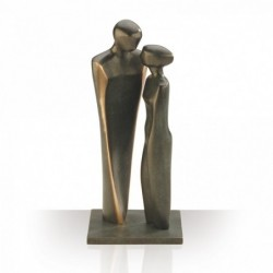 Luise Kött-Gärtner Skulptur kaufen Verliebtes Paar | Kött-Gärtner