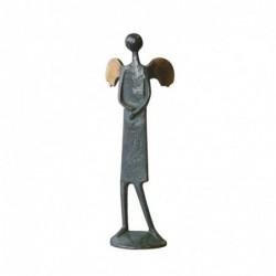 Kerstin Stark Bronzeskulpturen | Schieferrelief Lebe deine Träume!