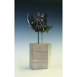 Kerstin Stark Bronzeskulpturen | Schritt für Schritt