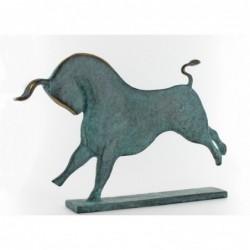 Kerstin Stark Bronzeskulpturen | Kleiner Hund