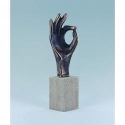 Kerstin Stark Bronzeskulpturen | Krippengruppe