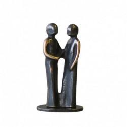 Bronzeskulptur Raimund Schmelter | Schleiereule | Raimund Schmelter
