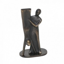 Bronzeskulptur Raimund Schmelter | Katze | Raimund Schmelter