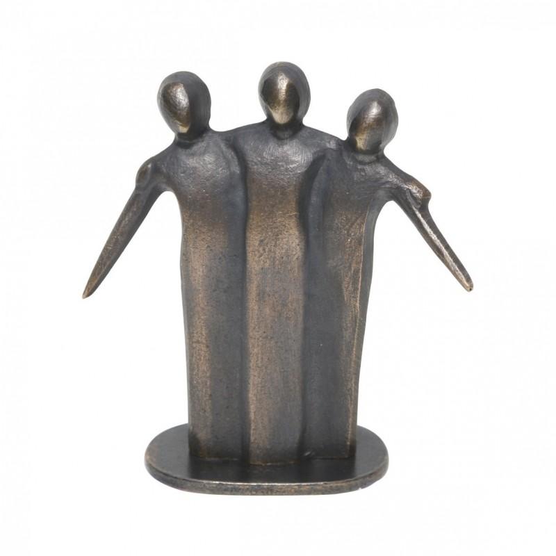 Kerstin Stark Skulpturen kaufen Zusammenhalt | Kerstin Stark
