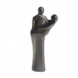 Bronzeskulptur Raimund Schmelter | In einem Boot | Raimund Schmelter