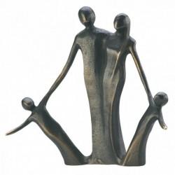 Bronzeskulptur Raimund Schmelter | Über den Wolken | Raimund Schmelter
