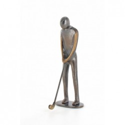 Kerstin Stark Skulpturen kaufen Golfer