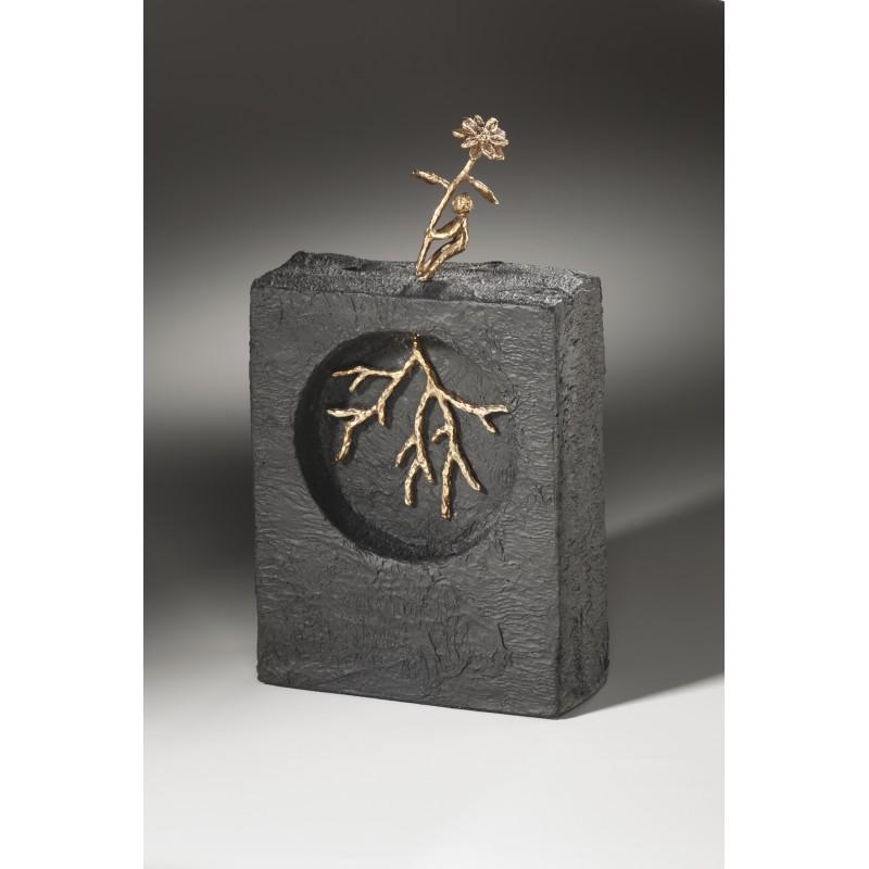 Kerstin Stark Skulpturen kaufen Kräfte messen | Kerstin Stark