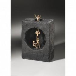 Kerstin Stark Skulpturen kaufen Sich gegenseitig helfen | Kerstin Stark