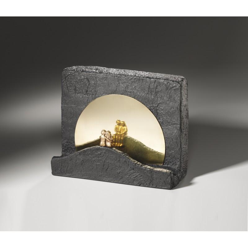 Kerstin Stark Skulpturen kaufen Stille | Kerstin Stark