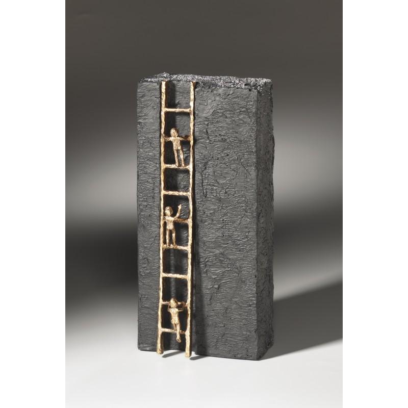 Kerstin Stark Skulpturen kaufen Nach oben streben | Kerstin Stark