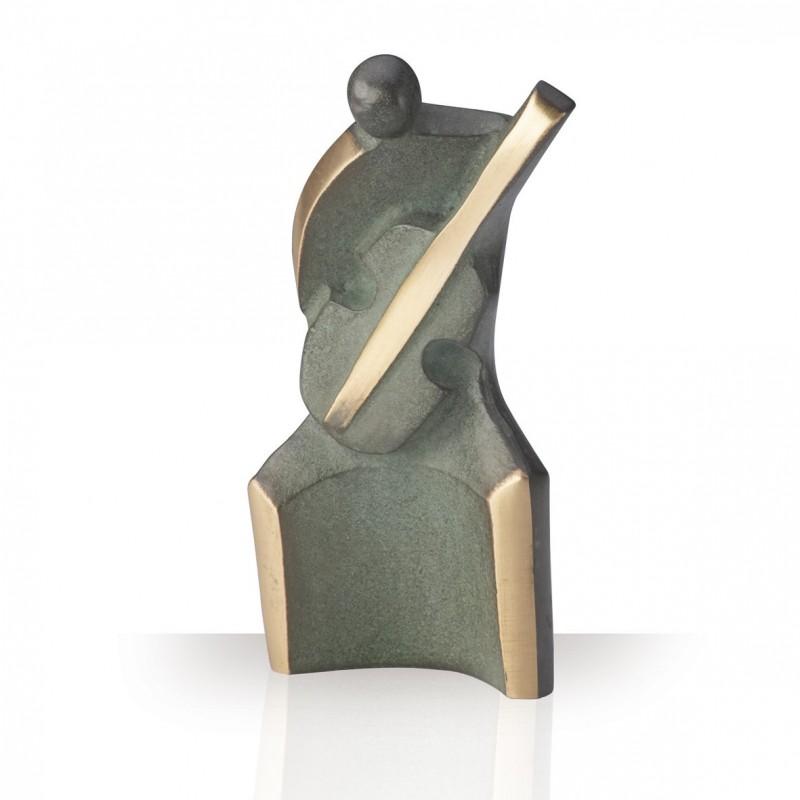 Luise Kött-Gärtner Skulptur kaufen Gitarrist | Kött-Gärtner